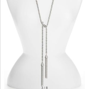 Kendra Scott Jackie Tassel Lariat Necklace